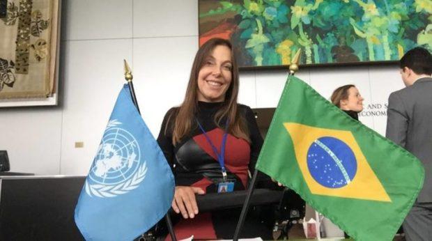 O mandato de Mara Gabrilli começa no ano que vem e vai até 2022 Foto: Divulgação